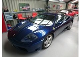 Ferrari 360 Modena Manual great specification.