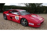 Ferrari F355 race car UK RHD