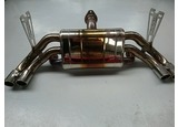 Ferrari F355 stainless steel sports exhaust