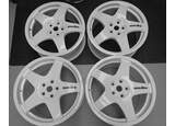 Genuine Ferrari 355 challenge wheels (set)