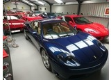 Ferrari 360 Modena Manual Uk RHD