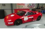 Ferrari 355 racecar lovely build.