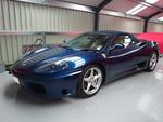 Ferrari 360 Spider Manual 20k miles TDF/Tan