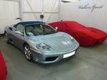 Ferrari 360 Spider Manual only 13k miles