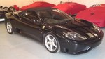 Ferrari 360 Spider 2003 Manual Nero / Nero