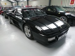 Ferrari 348 GTB Nero met very rare car.