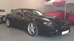 Ferrari 550 Maranello Nero / Bordeaux Uk RHD