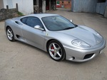 Ferrari 360 Modena Dec 01 Manual