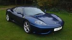 Ferrari 360 Modena F1 2000 X Uk RHD Car