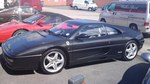 Ferrari 355 Berlinetta Nero Carbonio with Grey leather