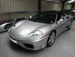 Ferrari 360 Spider Manual 19.9K miles 2004