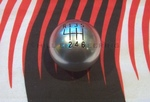 Ferrari 456 / 550 / 575 Manual Gearknob
