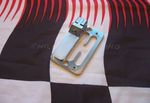 Ferrari 308 / 328 Slick shift gear gate + Rev & 1st lock