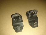 Genuine Ferrari 308 / 328 Boot latch loops (2)