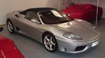 Ferrari 360 Spider Manual 25k miles 2001