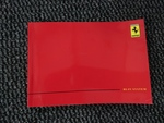 Genuine Ferrari Hi Fi Book.
