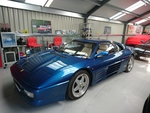 Ferrari 348 ts 1992 Uk RHD