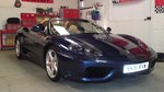 Ferrari 360 Spider Man only 9146miles